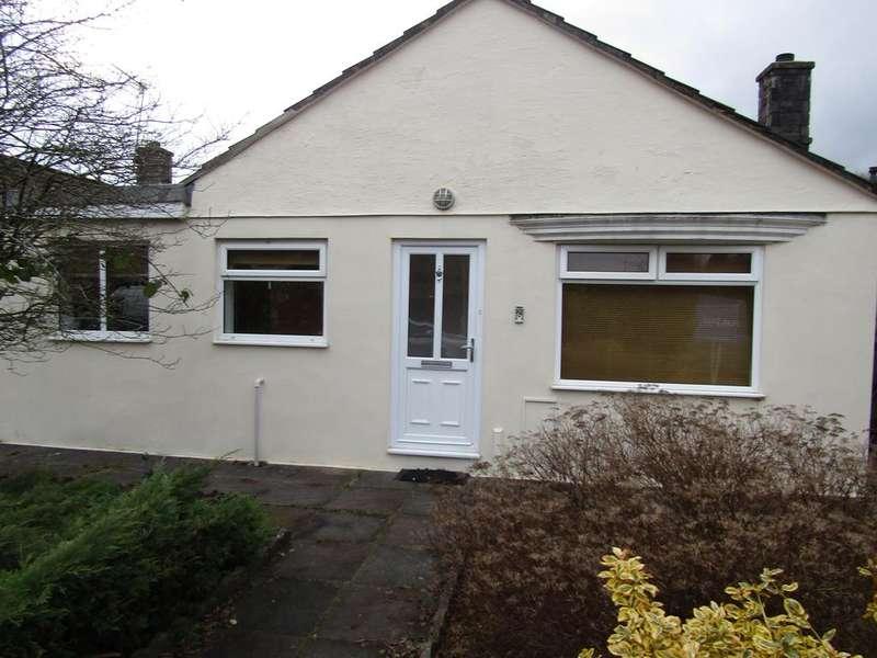 2 Bedrooms Detached Bungalow for sale in Greenwood Drive, Hirwaun, Aberdare CF44