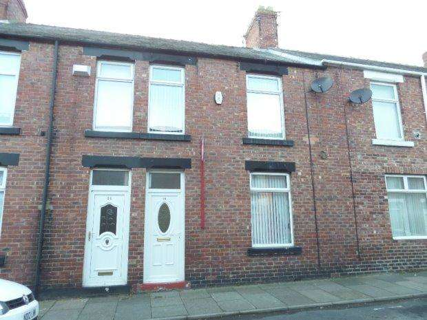3 Bedrooms Terraced House for sale in BELL STREET, BISHOP AUCKLAND, BISHOP AUCKLAND