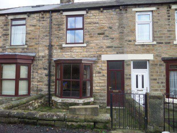 2 Bedrooms Terraced House for sale in MAYFIELD TERRACE, COCKFIELD, BISHOP AUCKLAND