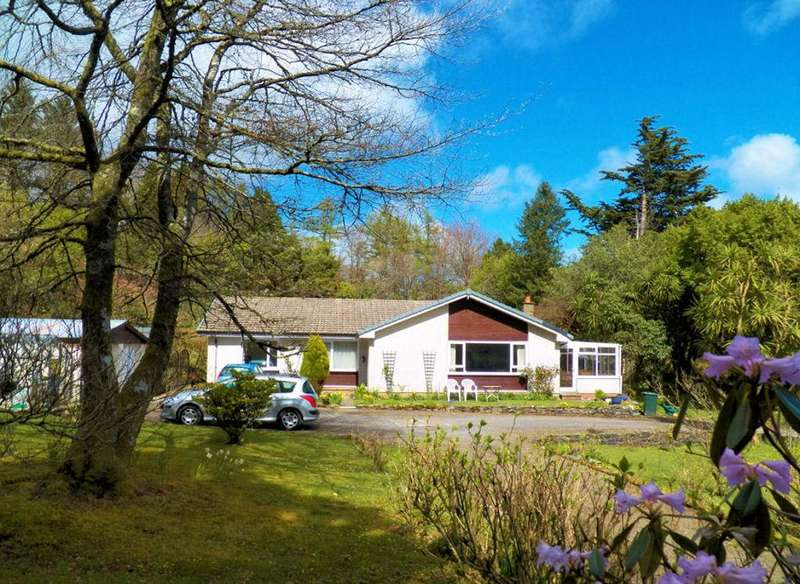 4 Bedrooms Detached Bungalow for sale in Kildonan, Ballochgair, by Campbeltown, PA28 6QR