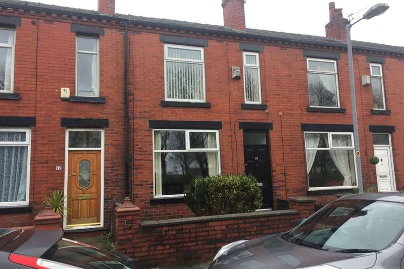 2 Bedrooms Property for sale in Conway Street, Farnworth, BOLTON, BL4