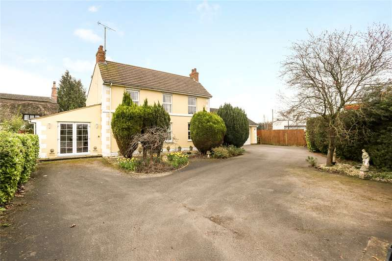 4 Bedrooms Detached House for sale in Moreton Valence, Gloucester, Gloucestershire, GL2