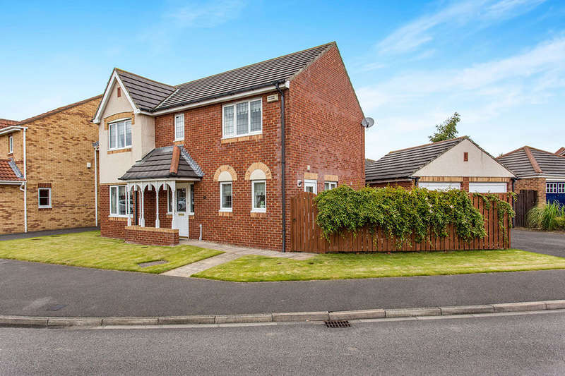 4 Bedrooms Detached House for sale in Westminster Oval, Stockton-On-Tees, TS20