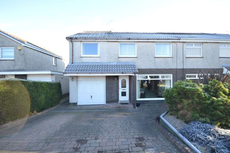 5 Bedrooms Semi Detached House for sale in Dunvegan Place, Polmont, Falkirk, FK2