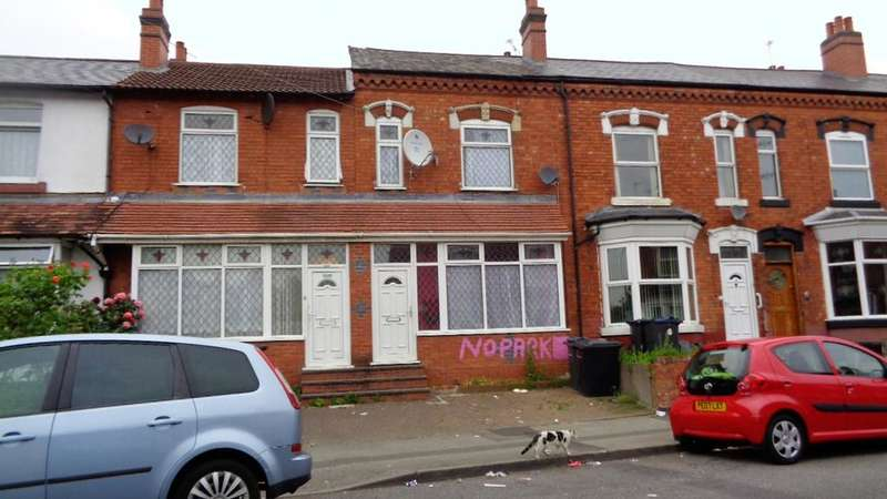 4 Bedrooms Semi Detached House for sale in Avondale Road, Sparkhill, Birmingham B11