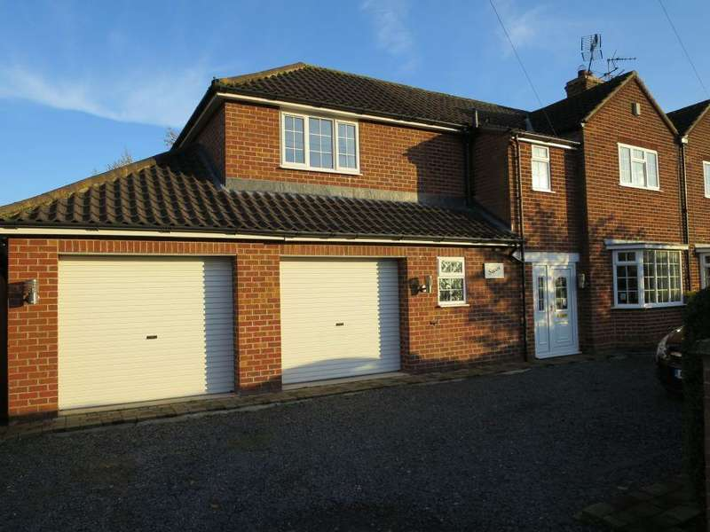 4 Bedrooms Semi Detached House for sale in 7 Middlecave Drive, Malton, YO17 7BB