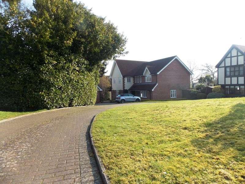 4 Bedrooms Detached House for sale in Main Road, Martlesham, Woodbridge IP12