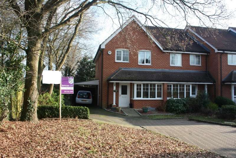 2 Bedrooms End Of Terrace House for sale in The Laurels, Woodley, Reading, RG5