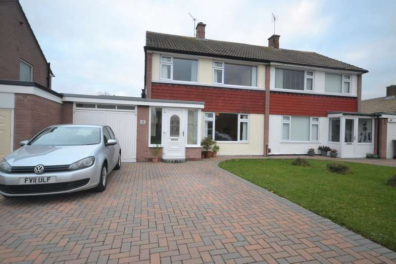 3 Bedrooms Semi Detached House for sale in Fir Rigg Drive, Marske TS11