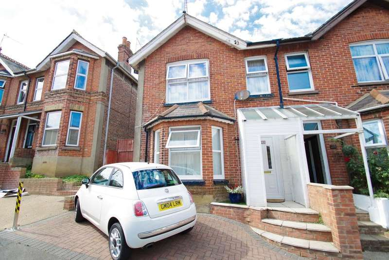 4 Bedrooms Semi Detached House for sale in Spring Gardens, Shanklin po37