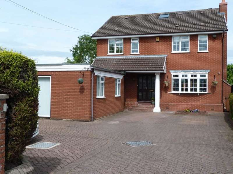 6 Bedrooms Detached House for sale in Sydney Road Crewe Cheshire