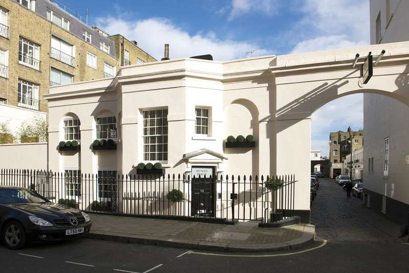 4 Bedrooms Town House for sale in South Eaton Place, Belgravia, London SW1W