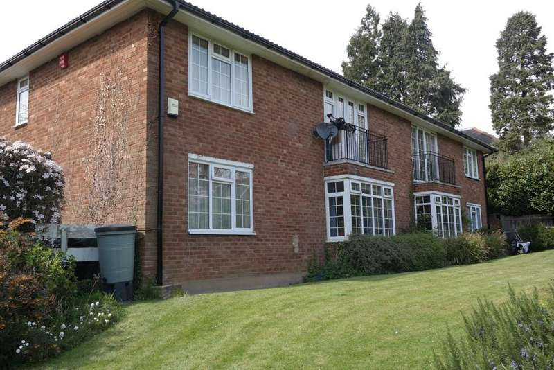 2 Bedrooms Apartment Flat for sale in Wild Oaks Close, Northwood HA6