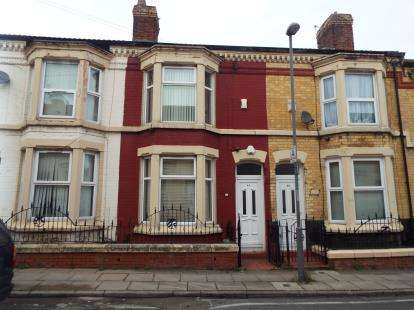3 Bedrooms House for sale in Fell Street, Liverpool, Merseyside, England, L7