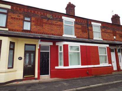2 Bedrooms Terraced House for sale in Priory Street, Warrington, Cheshire, WA4