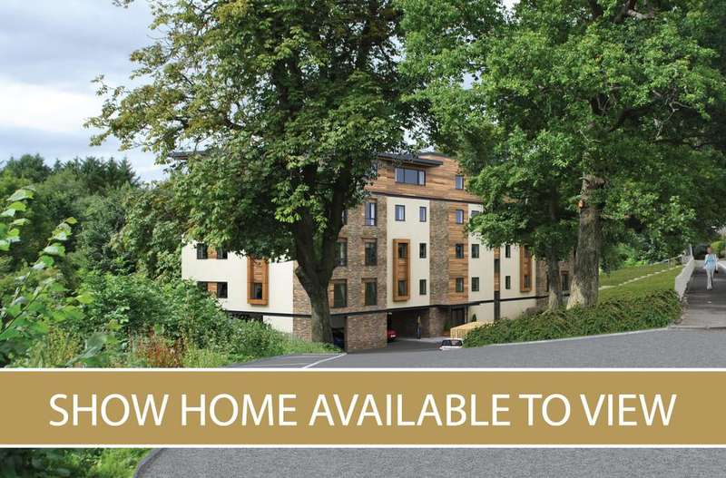 2 Bedrooms Apartment Flat for sale in The Cheviot, Mill Rise, West Road, Ponteland, Newcastle upon Tyne NE20