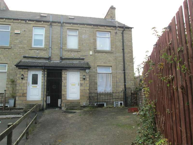 2 Bedrooms End Of Terrace House for sale in Tanfield Road, Birkby, Huddersfield, West Yorkshire