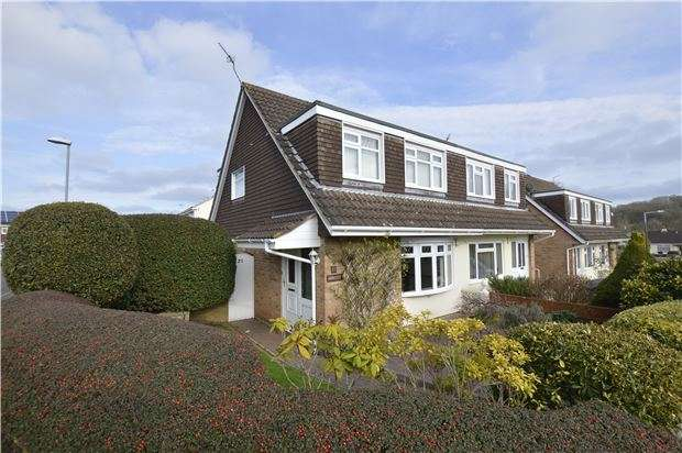 3 Bedrooms Semi Detached House for sale in Millfield, Midsomer Norton