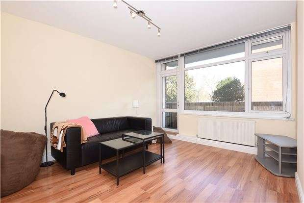 1 Bedroom Flat for sale in Walmsley House, Colson Way, LONDON, SW16