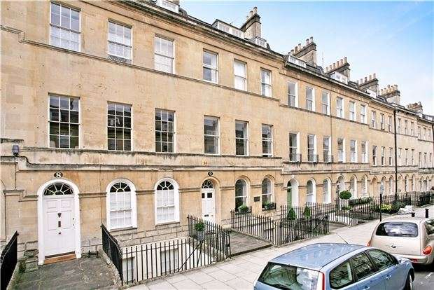 1 Bedroom Flat for sale in Henrietta Street, BATH, Somerset, BA2