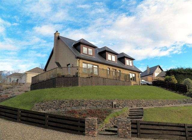 4 Bedrooms Detached Villa House for sale in Glenburn Lodge, Craigowan Crescent, Campbeltown, PA28 6FE
