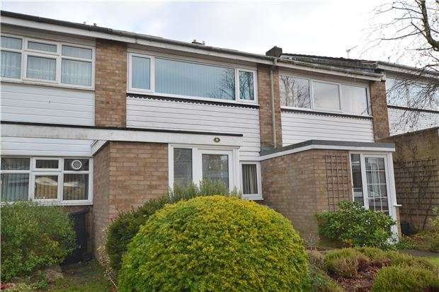 2 Bedrooms Terraced House for sale in Ferndown Avenue, ORPINGTON, Kent, BR6 8DF