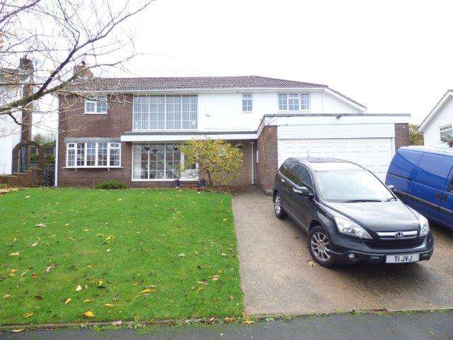 5 Bedrooms Detached House for sale in Whitendale Drive, Bolton-le-Sands, Carnforth, LA5 8LY