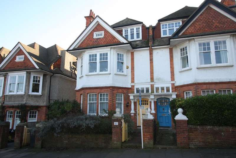 6 Bedrooms Semi Detached House for sale in Eastbourne BN20