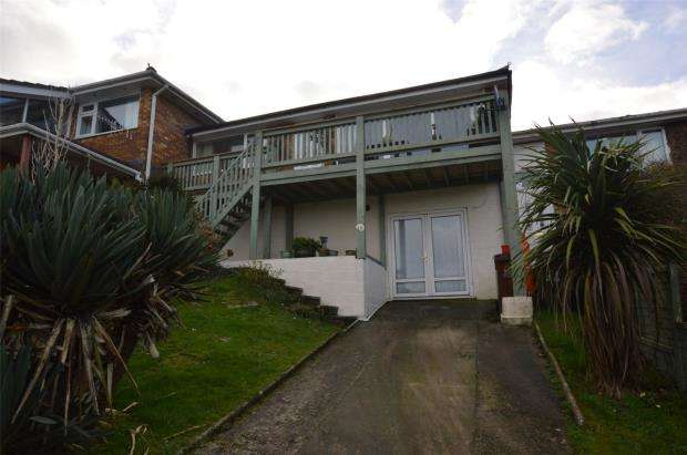 3 Bedrooms Semi Detached Bungalow for sale in Raddicombe Drive, Brixham, Devon