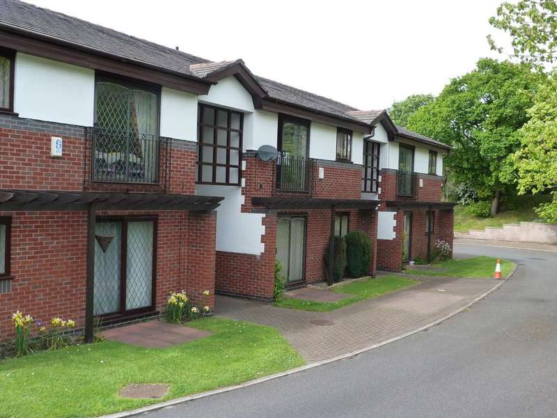 1 Bedroom Apartment Flat for sale in Kingsley Court Sandbach