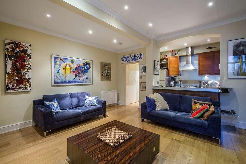 2 Bedrooms Flat for sale in Gloucester Street, London SW1V