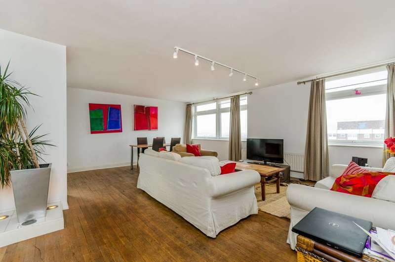 2 Bedrooms Flat for sale in Shepherds Court, Shepherd's Bush, W12