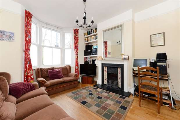 3 Bedrooms Terraced House for sale in Shakespeare Road, Herne Hill