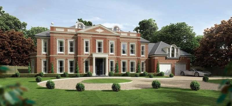 8 Bedrooms Detached House for sale in St. Georges Hill, Weybridge KT13