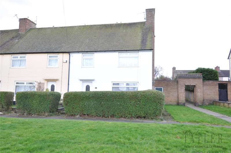 3 Bedrooms End Of Terrace House for sale in Home Farm Road, Woodchurch, Wirral