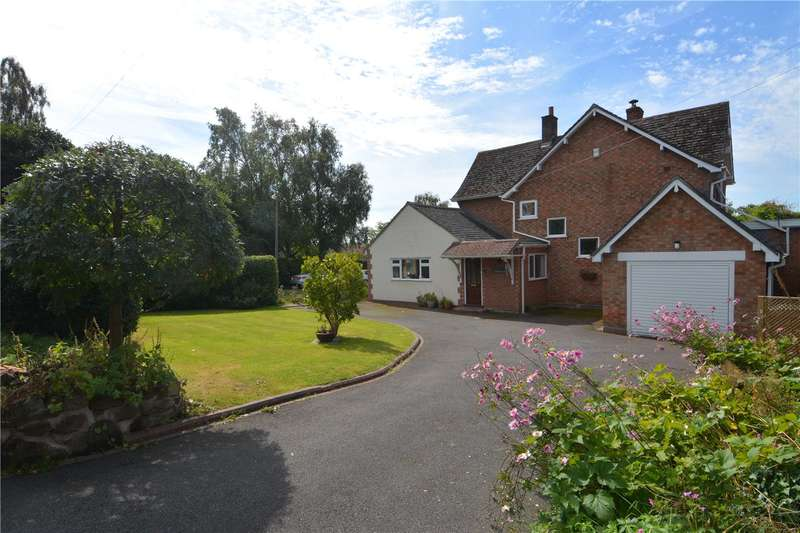 3 Bedrooms Detached House for sale in Farr Hall Road, Lower Heswall, Wirral