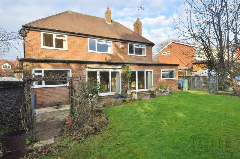 4 Bedrooms Detached House for sale in Claremont Road, West Kirby, Wirral