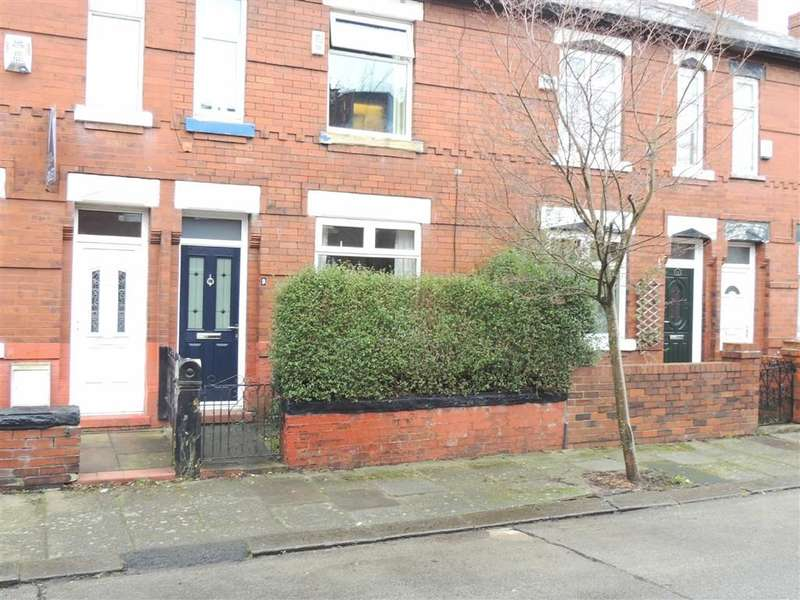 2 Bedrooms Property for sale in Roseneath Avenue, Levenshulme, Manchester