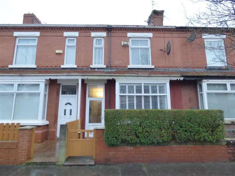 3 Bedrooms Property for sale in Worsley Avenue, Moston, Manchester, M40