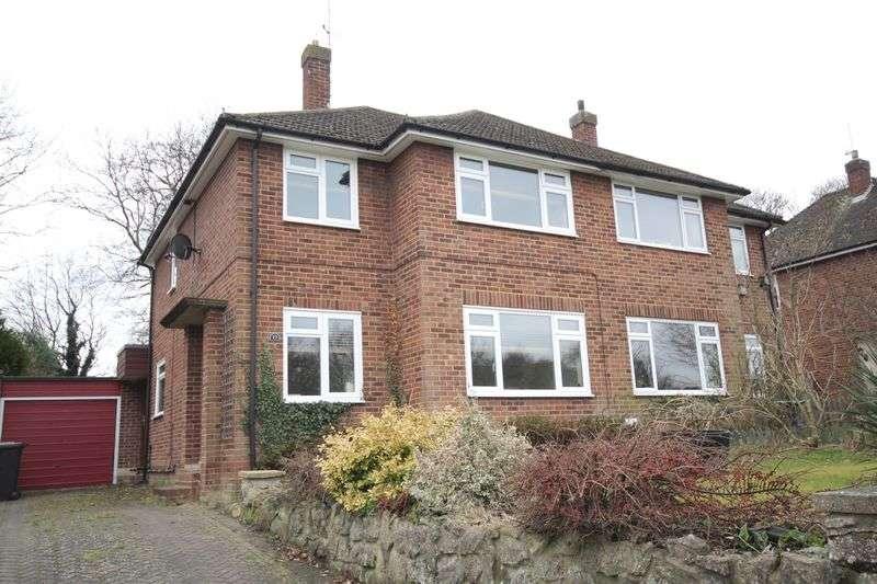 4 Bedrooms Semi Detached House for sale in Nursery Close, Tonbridge