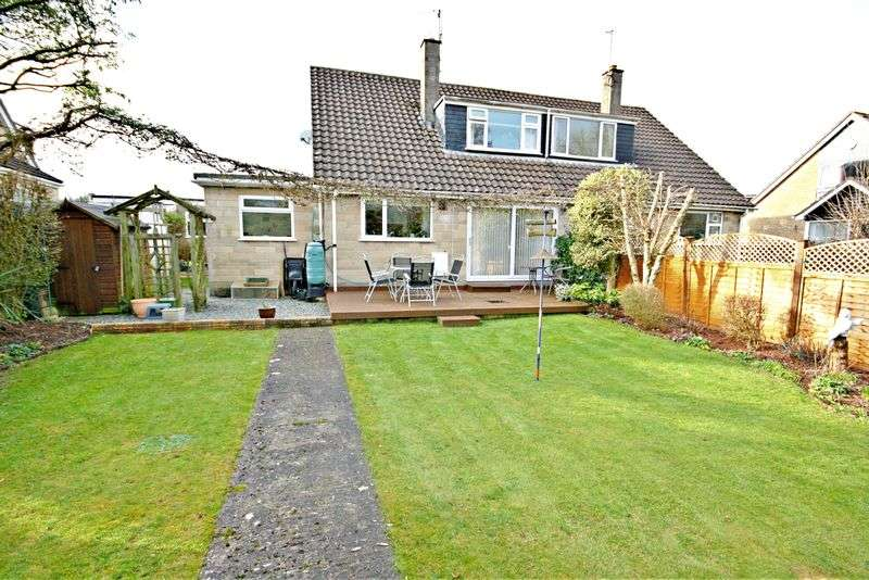3 Bedrooms Semi Detached House for sale in Riverside Walk, Midsomer Norton