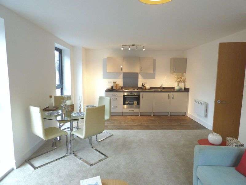 2 Bedrooms Flat for sale in BRAND NEW RELEASES, Greyfriars Quarter, Gloucester GL1 1HT