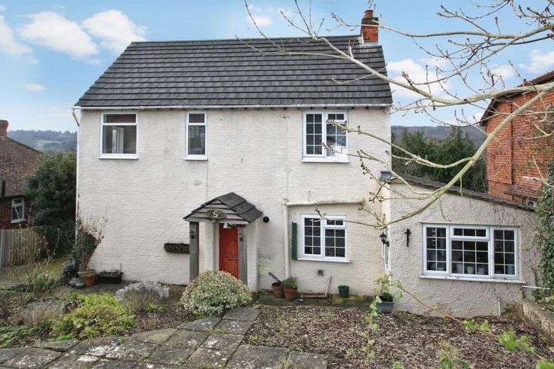 4 Bedrooms Detached House for sale in Whinneys Road, High Wycombe