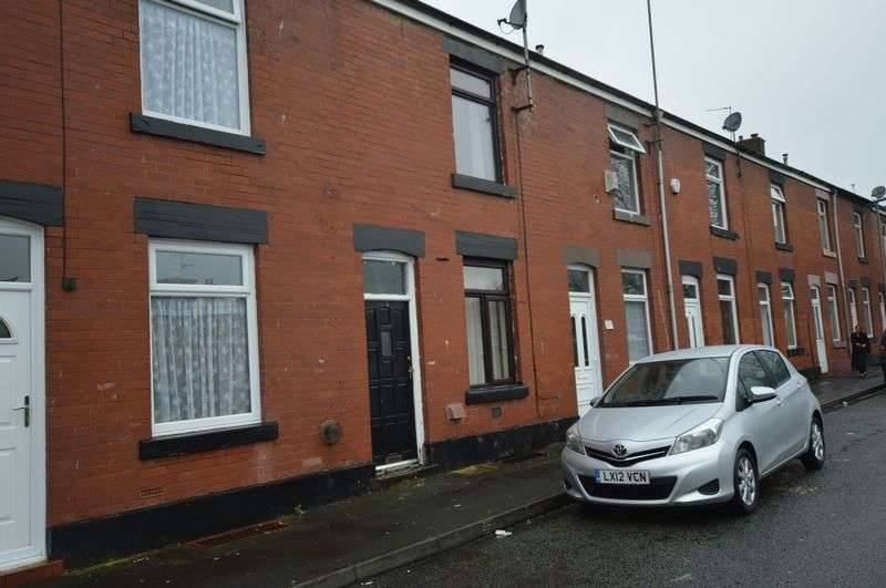 2 Bedrooms Terraced House for sale in Hector Avenue, Rochdale