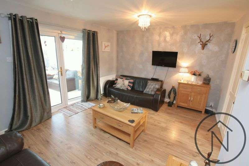 2 Bedrooms Semi Detached House for sale in Fallow Road, Newton Aycliffe