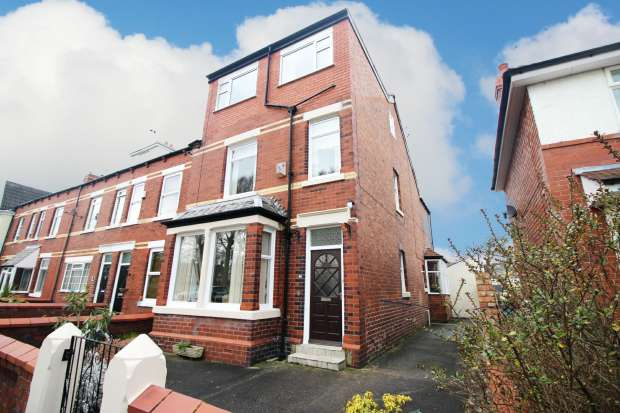 5 Bedrooms Property for sale in Alexandra Road, Lytham St Annes, Lancashire, FY8 3SN