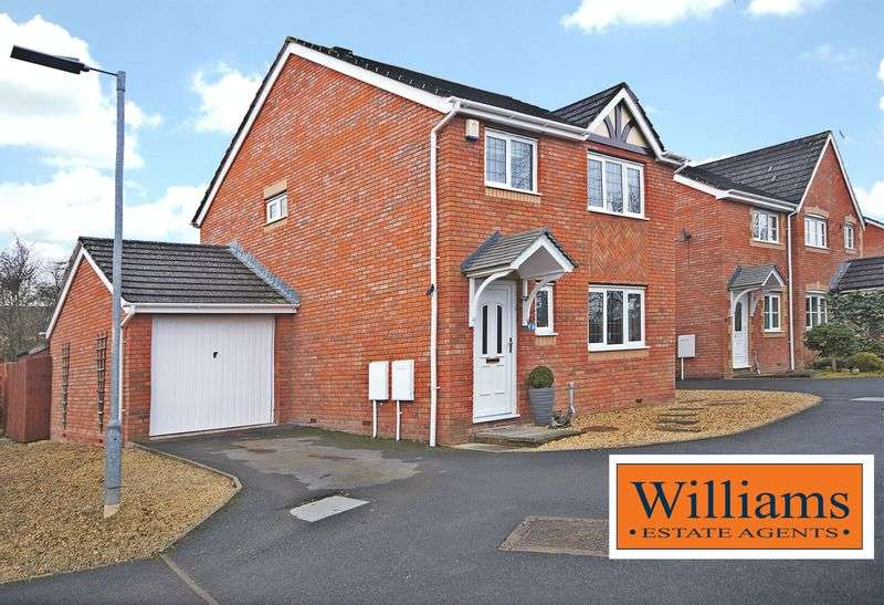 3 Bedrooms Detached House for sale in Forde Lane, Hereford