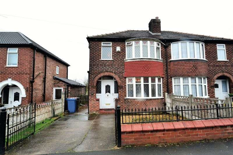 3 Bedrooms Semi Detached House for sale in Entwisle Street, Swinton