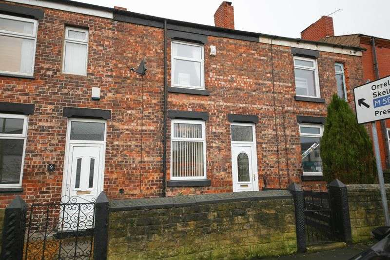 2 Bedrooms Terraced House for sale in Tunstall Lane, Pemberton, Wigan