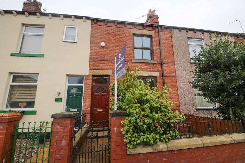 3 Bedrooms Terraced House for sale in Gidlow Lane, Gidlow, Wigan
